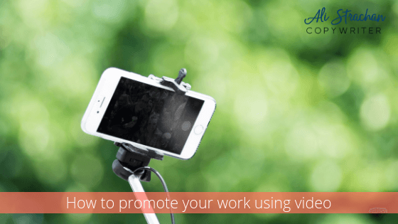 Video marketing guide to help you promote your work