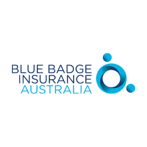 Blue badge insurance logo