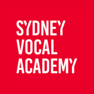 Sydney Vocal Academy Logo red