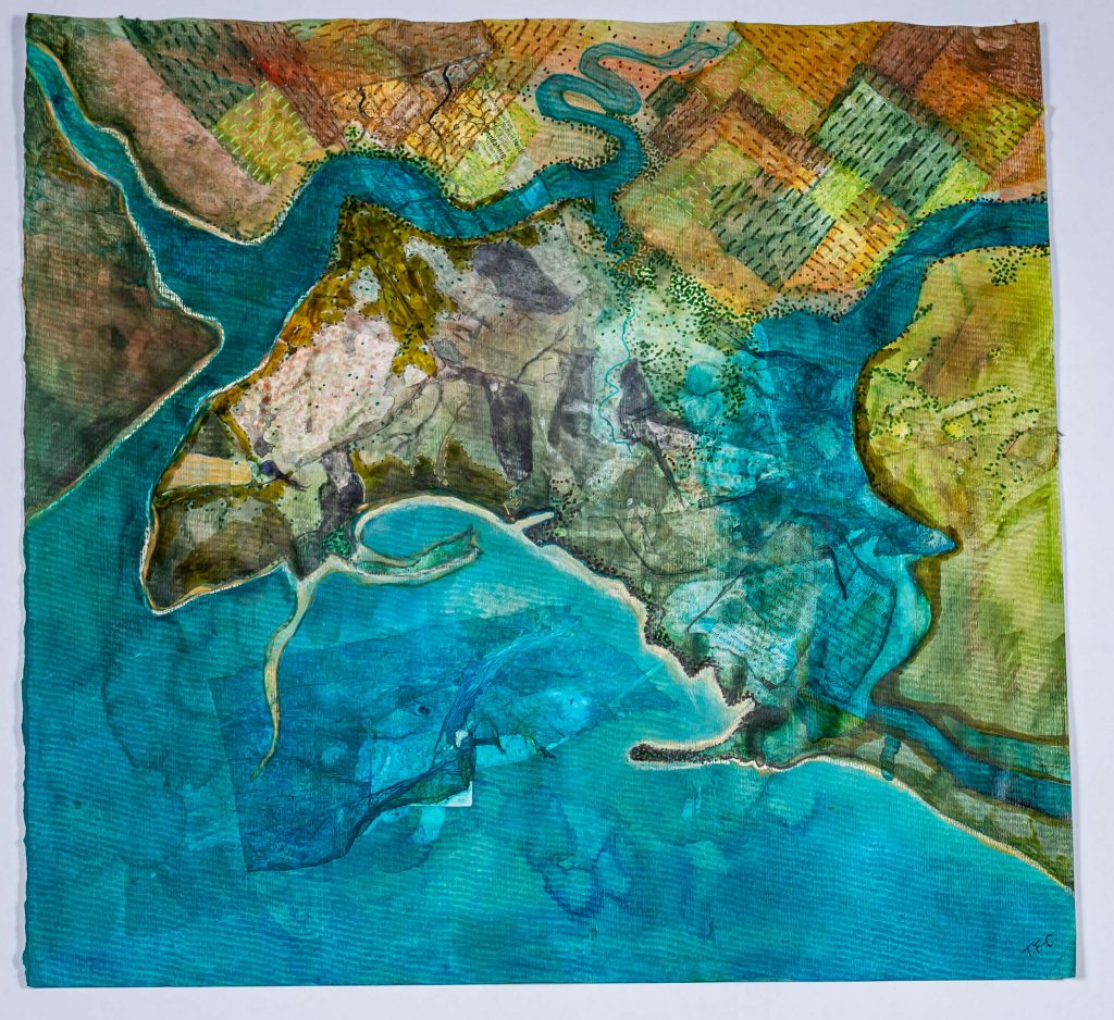 Patterns of my Days COASTAL QUEENSLAND 3 Therese Flynn Clarke