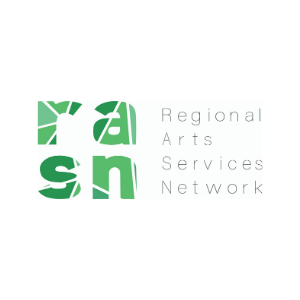 Regional Arts Services Network RASN Logo