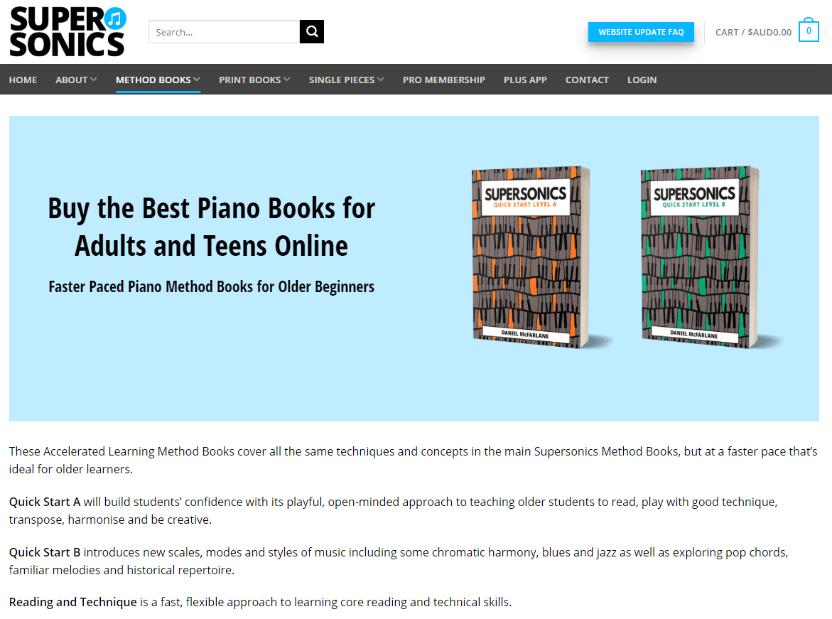 Supersonics Piano - Accelerated-learning books copy