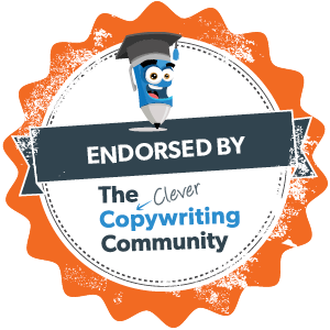 The Clever Copywriting School Badge